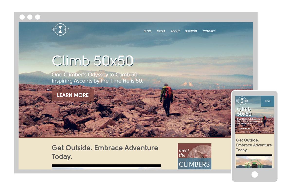 Climb 50x50